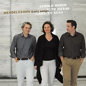 Felix Mendelssohn: Early Songs