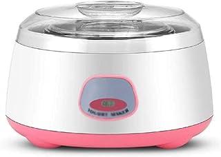 WGNHM Automatic Yogurt Machine-Automatic Yogurt Maker, Household Electric Automatic Yogurt Yoghurt Maker Stainless Steel I...