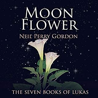 Moon Flower: A Seventeenth Century Tale of a Young Man's Search for the Great Spirit. audiobook cover art
