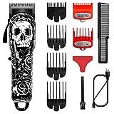 SURKER Haarschneidemaschinen für Männer Schnurloser Haarschneider Bartschneider...