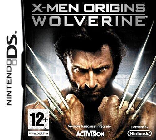 X MEN ORIGINS : WOLVERINE / Nintendo DS Juego EN ESPANOL Compatible Nintendo DS LITE-DSI-3DS-2DS-3DS XL-2DS XL ** ENTREGA 3/4 DÍAS LABORABLES + NÚMERO DE SEGUIMIENTO **