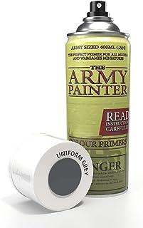آغازگر رنگ نقاشی ارتش ، خاکستری یکنواخت ، 400 میلی لیتر ، 13.5 اونس - زیرپوش اسپری اکریلیک برای نقاشی مینیاتوری