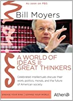 Bill Moyers: A World of Ideas II - Great Thinkers [DVD] [Import]