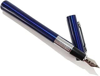 Gullor Famous Guangzhou tower Waistline tyle fountain pen Jinhao 15 blue