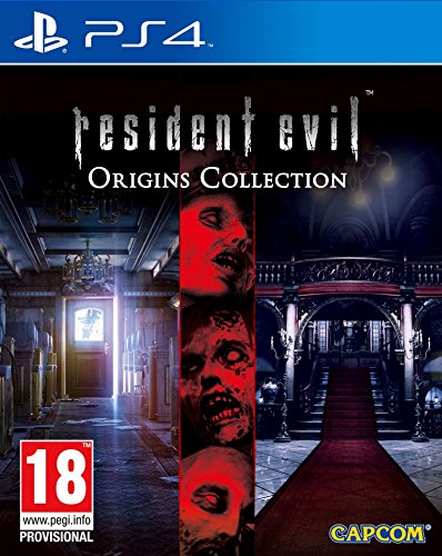 Resident Evil Origins Collection - PlayStation 4