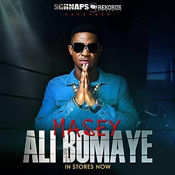 Ali Bomayé (feat. DJ Millionnario)