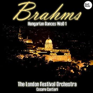 Brahms: Hungarian Dances WoO 1