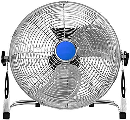 Auoeer Ventilador De Piso para La Oficina En El Hogar Escritorio De Alta Potencia De Alta Potencia Industrial De La Fábrica De Distribución Y Ventilador De Piso De Escalada (Talla : 14 Inch)