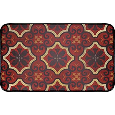 Oversized Chef Series 24 x36  Antifatigue Kitchen Mats (Marrakesh)