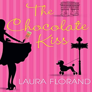 The Chocolate Kiss audiobook cover art