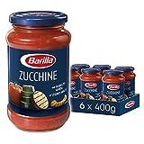 Barilla Pastasauce Zucchini & Aubergine, 6er Pack (6 x 400g)