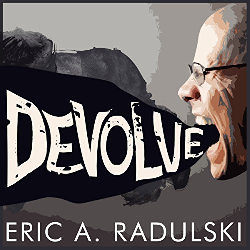 Devolve audiobook cover art