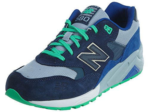New Balance Mens Elite Urban Exploration 580 Navy/Blue Bell Running Shoe - 9.5 D