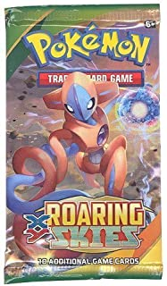 Pokemon X & Y Roaring Skies Booster Pack