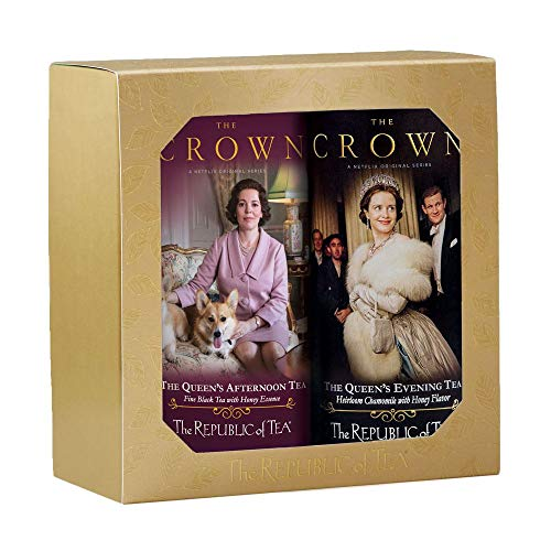 Tea that's fit for a queen (The Crown)