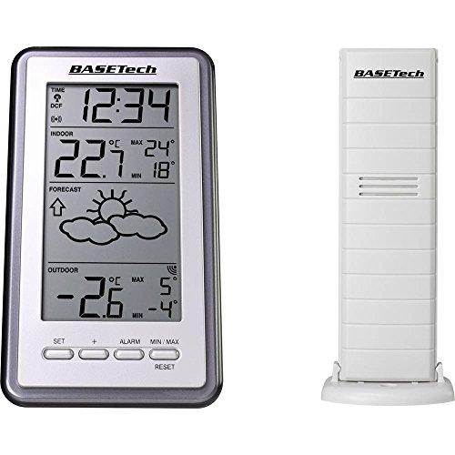 Basetech WS-9130-IT Funk-Wetterstation Vorhersage für 1 Tag
