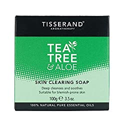 Perfect Duo of cleansing & purifying tea tree essential oil & Soothing Aloe Vera botanical extracts Suitable for blemish-prone skin, It helps to gently cleanse congested skin and remove impurities Apply to wet skin, work into a lather and rinse thoro...