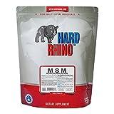 Best Msm Powders - Hard Rhino MSM (Methylsulfonylmethane) Powder, 1 Kilogram Review
