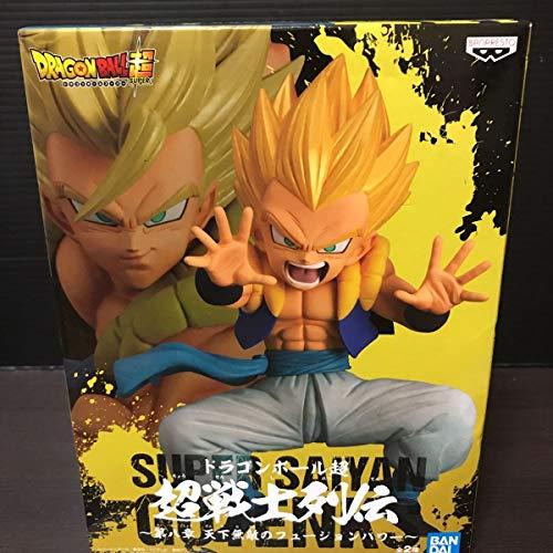 Dragon Ball Super Warrior Retsuden Chapter VIII Fusion Power of The World Invincible Super Saiyan Gotenks Figure Collectible Dragonball DB
