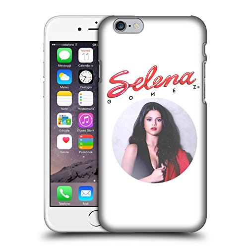 Head Case Designs Licenza Ufficiale Selena Gomez Kill Em with Kindness Revival Cover Dura per Parte Posteriore Compatibile con Apple iPhone 6 / iPhone 6s