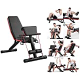 Adjustable Weight Benchs Dumbbell Stool Roman Chair Foldable Workout Bench Sit Up Incline