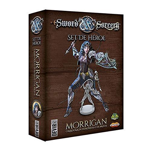 Devir- Sword & Sorcery Personajes: Morrigan (BGSISPM)