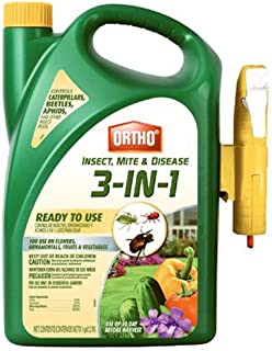 Ortho 3-in-1 Insect Mite & Disease RTU Trigger Pest Controller