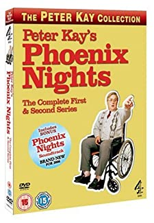 Phoenix Nights - The Complete First & Second Series