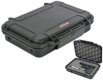Pistol Case Handgun Hard case Elephant Elite EL008 with Pre-Cubed Foam Waterproof Concealed Carry