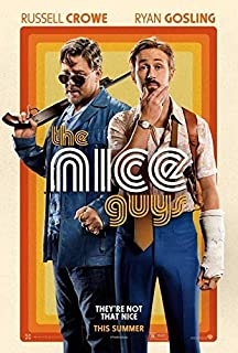 Best the nice guys poster Reviews