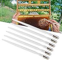ミツバチの蜂蜜スクレーパー、養蜂家のための携帯用養蜂用品スクレイピングワックスペン