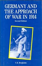germany and the approach of war in 1914