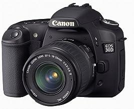Canon EOS 30D Cámara digital SLR, de 8.2 megapixeles.