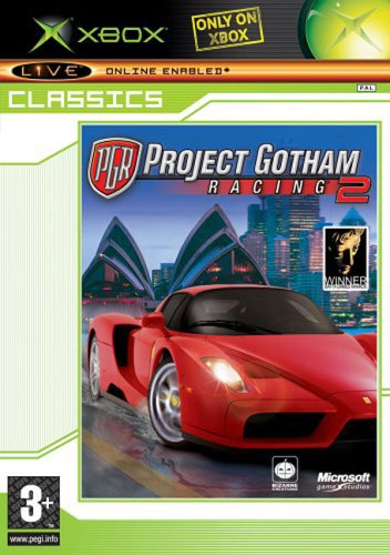 Project Gotham Racing 2 (Xbox Classics) [UK Import]