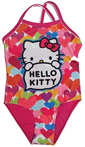 Costume da bagno Hello Kitty 2 modelli a scelta (u0214) rosa. 3 anni