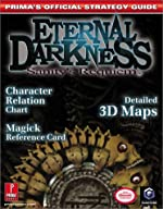 Eternal Darkness - Sanity's Requiem : Prima's Official Strategy Guide de Prima Temp Authors