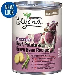 Purina Beyond GRAIN FREE Beef,Potato & Green Bean Recipe (6-CANS) (NET WT 13 OZ EACH)