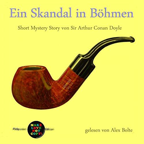 Ein Skandal in Böhmen Titelbild