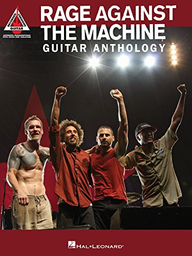 Rage Against the Machine - Guitar Anthology Songbook (Guitar Recorded Versions) (English Edition)