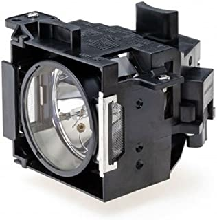 Watoman ELPLP45 / V13H010L45 Original Replacement Projector Lamp for Epson PowerLite 6100i 6000 EMP-6110 EMP-6000 EMP-6010 EMP-6100 EMP-6110i Projector