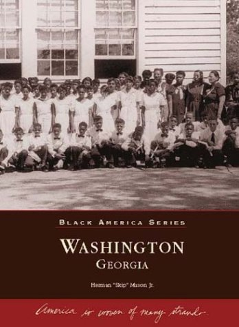 African-American Life in Washington County - Book  of the Images of America: Georgia