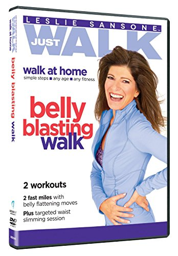 Leslie Sansone - Belly Blasting Walk [DVD] [UK Import]