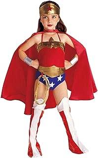 Lemonkid Halloween Costumes & Cosplay Clothing Supergirl Wonder Woman Costume