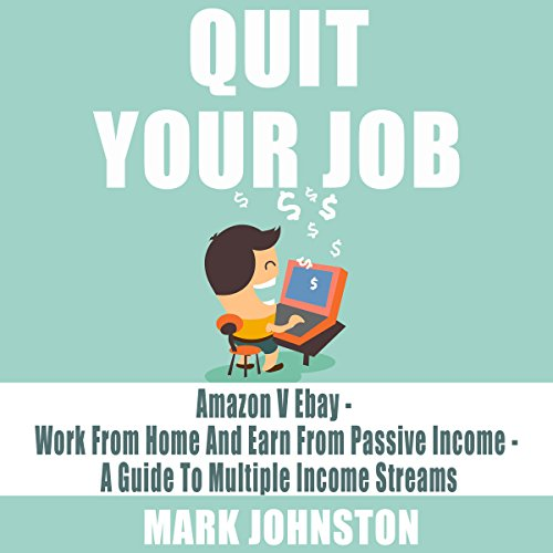 Quit Your Job audiobook cover art
