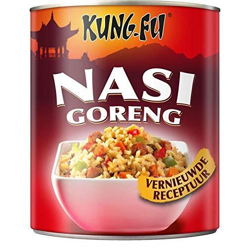 Kung Fu Nasi Goreng 700g Reis Gericht Fertig Asiatisch Asia