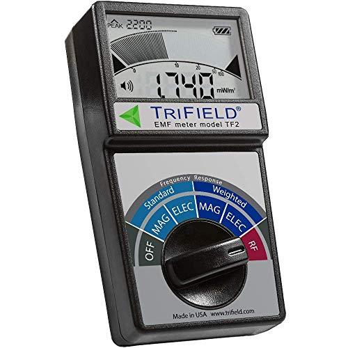 RFandEMF Trifield EMF - Medidor de medición (Modelo TF2)