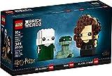 LEGO Harry Potter BrickHeadz 40496 Voldemort, Nagini & Bellatrix