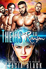 Theirs to Ransom: a Reverse Harem Romance: Jagger's Clan (Marriage Raffle Book 5)