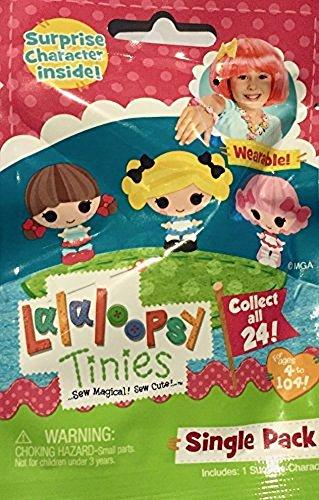 Lalaloopsy Tinies NEW SERIES Single Character Pack