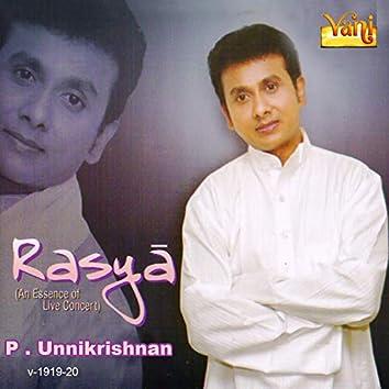 Rasya - Unnikrishnan